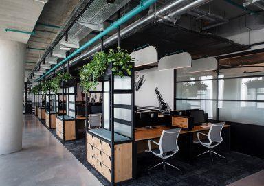 Khám phá mẫu thiết kế văn phòng làm việc hiện đại tiện nghi