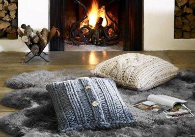 Bật mí các mẹo trang trí nội thất mùa đông đầy ấm áp