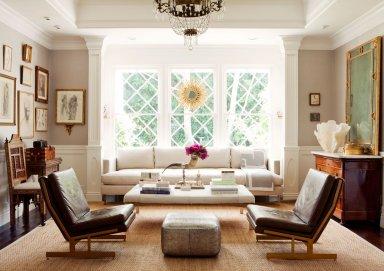 Bật mí cách trang trí nội thất phòng khách mùa thu đầy lãng mạn