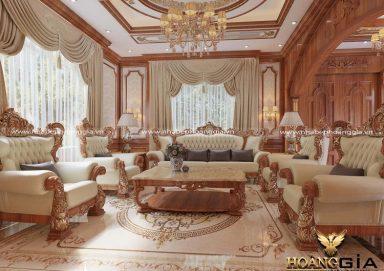 Hướng dẫn trang trí nội thất tân cổ điển giúp nâng tầm đẳng cấp