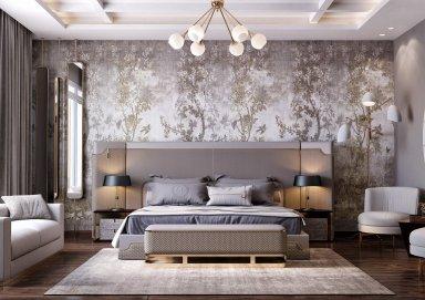 Cách trang trí phòng ngủ sang trọng mà không tốn nhiều chi phí