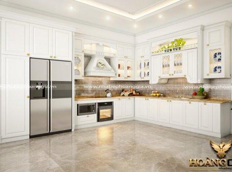 Địa chỉ đóng tủ bếp đẹp tại Hà Nội