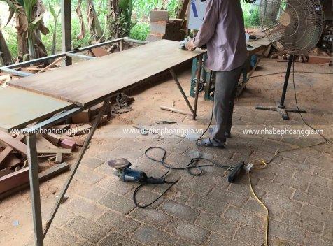 Xưởng sản xuất đồ gỗ nội thất theo yêu cầu tại Hà Nội