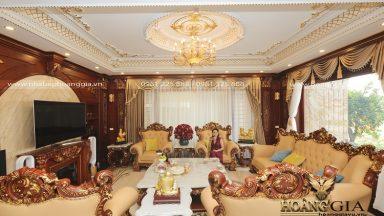 Nên mua sofa tân cổ điển nhập khẩu hay nội địa?