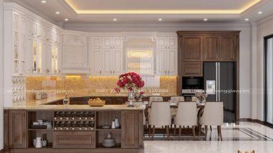 Khám phá xu hướng thiết kế tủ bếp 2021 cập nhật mới nhất