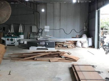 Xưởng sản xuất nội thất gỗ công nghiệp tại Hà Nội