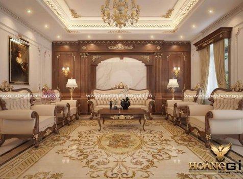 Xưởng sản xuất sofa tân cổ điển tại Hà Nội uy tín, chuyên nghiệp